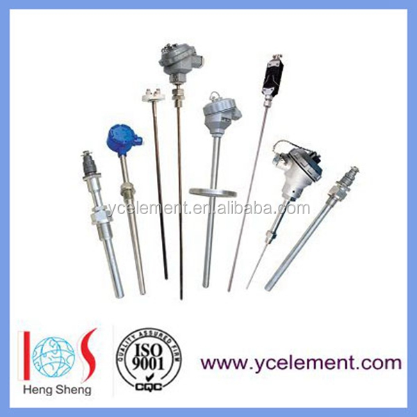 Thermocouple manufactures B S K E R J N type thermocouple
