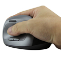 Laptop computer wired mouse ergonomic model with gel touch wrist support
