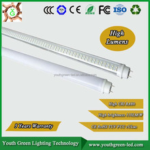 High luminous efficiency 3 years warranty 96 inch t12 led t8 led tube direct replacement Competitive price made in China
