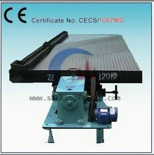 Best Price Tin Ore Extraction Shaker Table Machinery