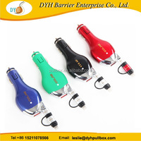 Newly design new coming car charger mobile phone wholesale