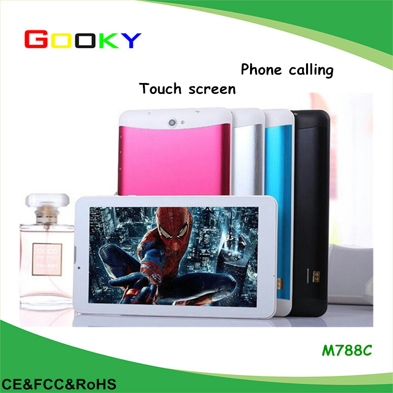 7 inch tablet pc wifi gps tv mobile phone metal body android tablet arabic language android tablet