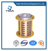 China wholesale through bore slip ring for dc motor