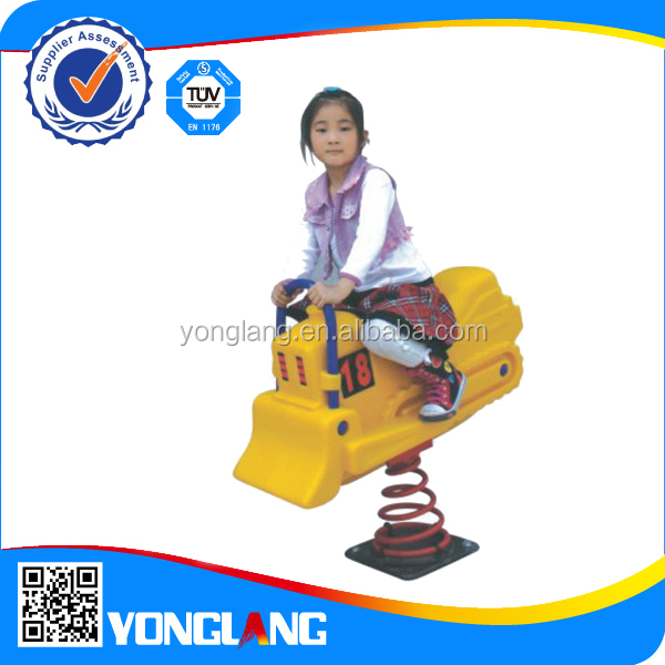 lovely amusement outdoor game playground park rides equipment for kids