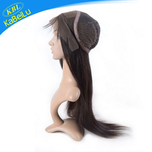 180% density silk straight top quality brazilian natural hair wig for white women, cheap lace front wigs for white women