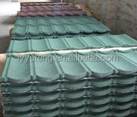 Warranty 30 year colorful roof tiles Manufactures Named Jinhu company