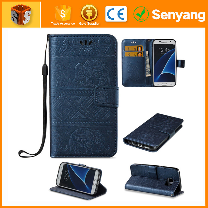 trending hot products 2016 for usa leather wallet case for Samsung Galaxy S4 Active I9295