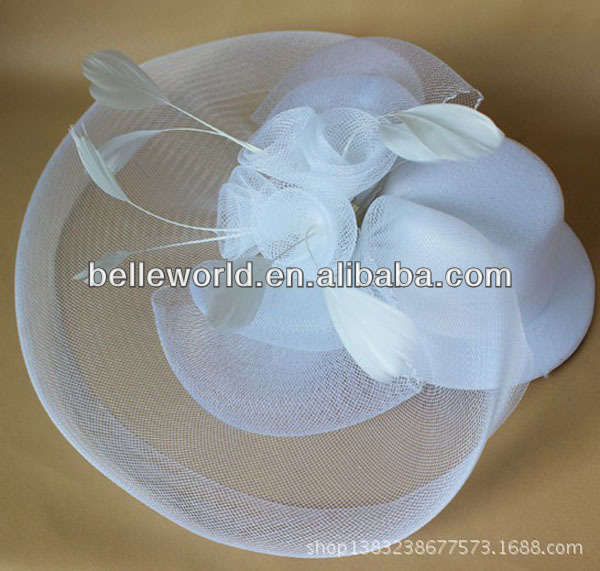 list manufacturers of white church hats buy white church
