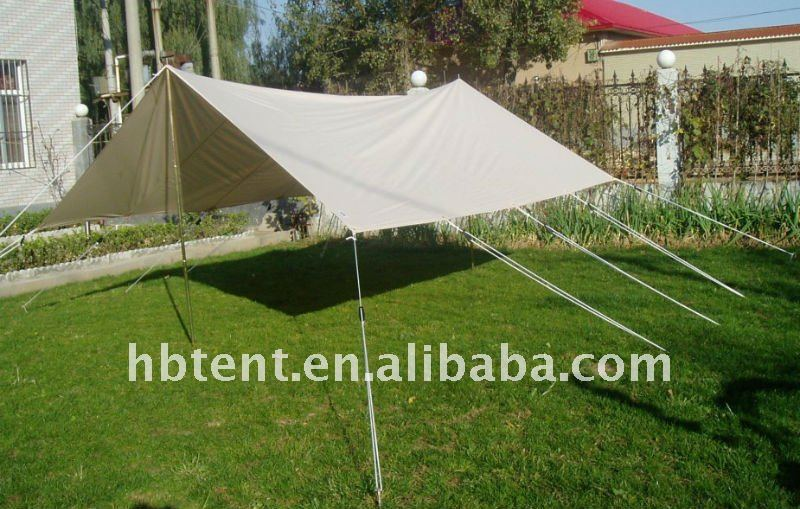 toile b che auvent tente de camping soleil abri auvent tente id de produit 514446918. Black Bedroom Furniture Sets. Home Design Ideas