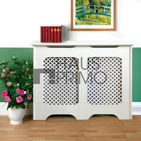 FSC Home Furniture MDF Radiator Cabinets/ White Radiator Covers