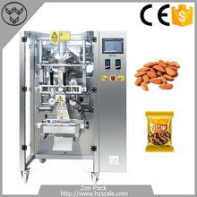 VFFS Vertical Packing Machine for Nuts Chips Snack