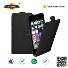 Black ultra thin leather Pu Case for iphone 5 se