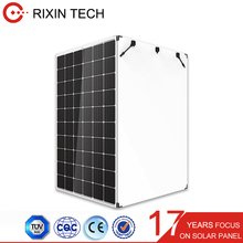 295W 60 solar cells Perc Monocrystalline Photovoltaic double galss PV Module solar cell panel