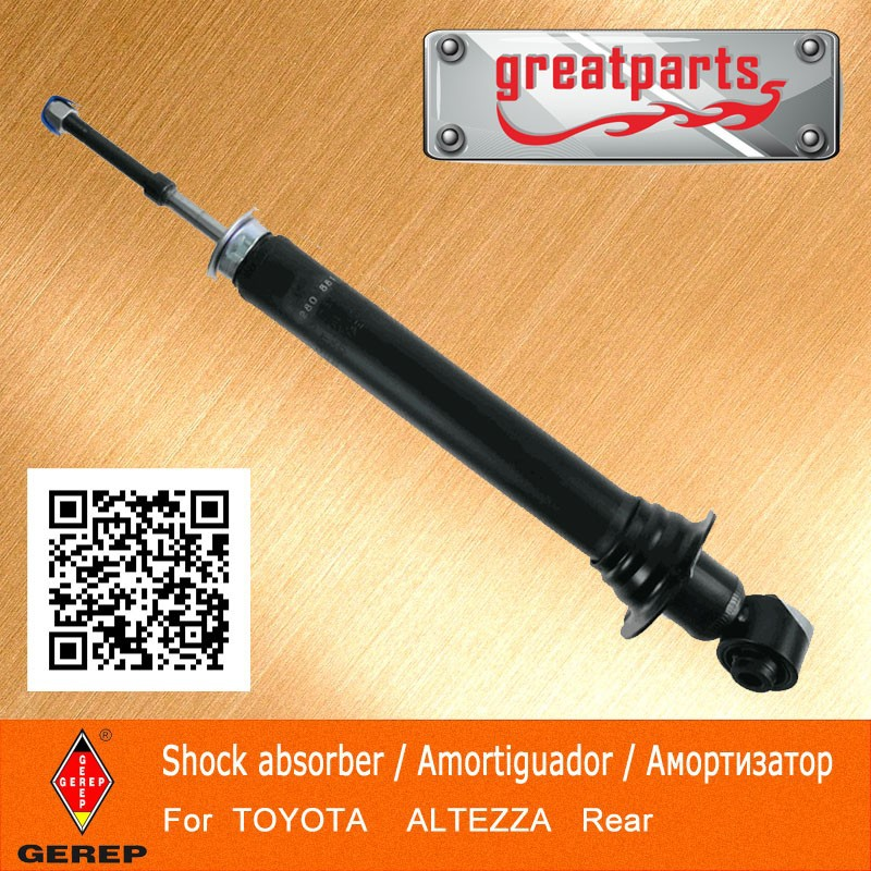 Rear shock absorber for TOYOTA ALTEZZA ,OEM 4853053010