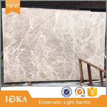 China Emperador Light Marble Slab,Light Brown Marble