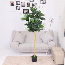 Competitive price good quality striking christmas large artificial ficus trees