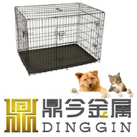 Airedale Terrier Wire dog crate