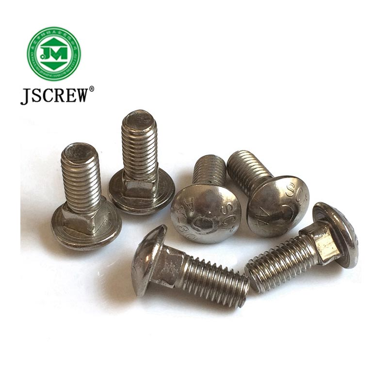 Hot dip galvanized nickel plated customized fasteners