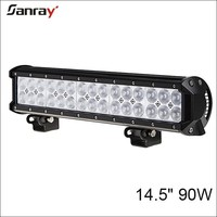 90w offroad/truck/tractor/vehicle auto led light bars