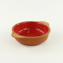 Terracotta Serving Dish <strong>Plate</strong> With Handles