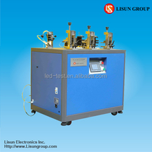 Lisun CZKS-3 3 socket tester can testing 3 samples at one time