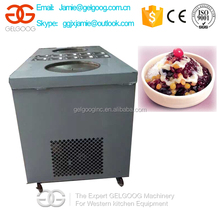 Double Pans Fried Ice Cream Machine