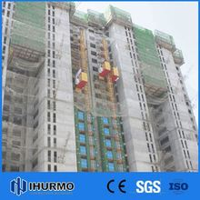 Hot Sale construction hoist / building lift / material elevator with rack and mast section