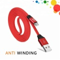 Android fast flat micro driver download usb data sync charging cable for samsung