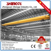 Easy Running LD Model Over Head Crane Bridge Girder Launching Crane For High Speed Way 5 T
