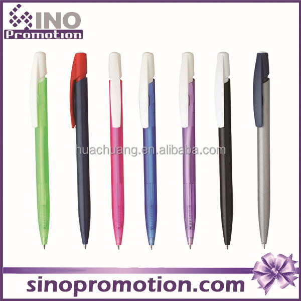 promotional pens pencils promotional plastic ballpoint pen 2015 best selling printed promo products