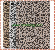 Leopard grain Tablet Leather Skin Cover Case For Ipad Air 2