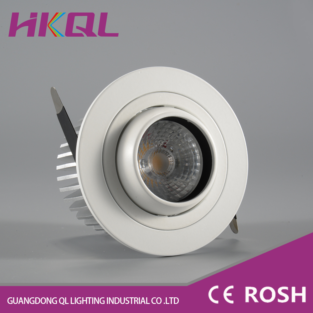 High brightness housing alluminium single head 12w barbecue led grille light