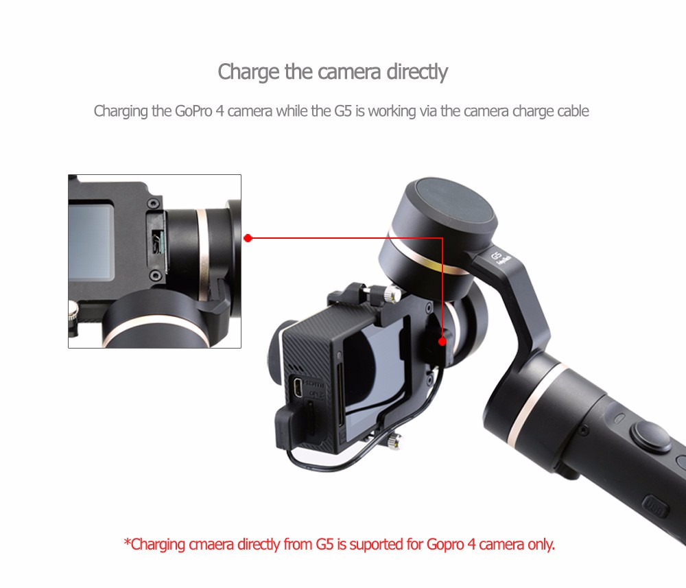 2017 Top Seller 3 Axis gimbal handheld gimble vs Zhiyun Z1