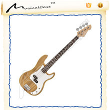 Musical instrument telecaster acoustic bass cheap guitars with steel brass string and wood material , cheap electric guitars