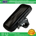 ip6 + plus water resistant zipper mobile phone case bike waterproof bag for cellphone