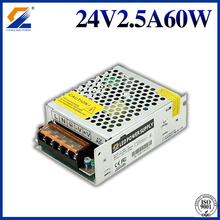 Constant Voltage 60W 24V 2.5A Ordinary LED SMPS