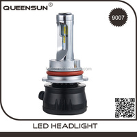 New design 9004 9007 40W 4000LM led headlight for harley street glide