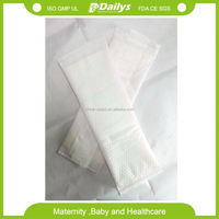 cotton dry mesh maternity sanitary pad/towel