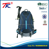 Superb heavy duty cool high toughness outdoor adventure knapsack big camping backpack