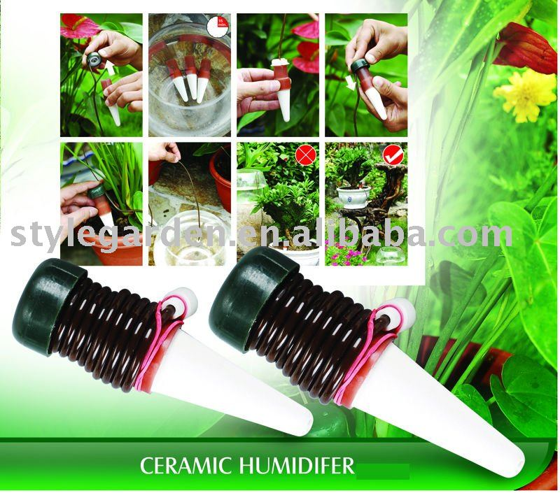 Automatic Ceramic Drip Garden Plant Watering System