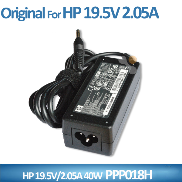 LOT OF 40W Original AC Adapter for hp ppp018h 19.5V 2.05A Laptop Charger