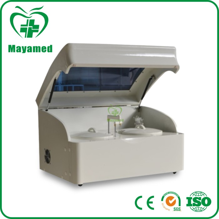 MY-B011 medical equipment lab fully auto 200 test chemistry analyzer biochemistry analyzer for sale
