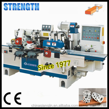 Jinhua manufacturer for wood automatic heavy duty four side planer moulder