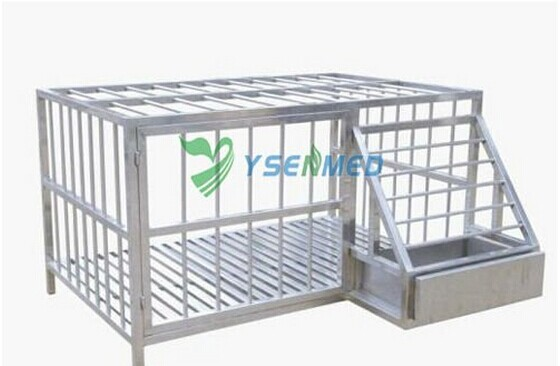 Best quality stainless steel large animal cages for sale