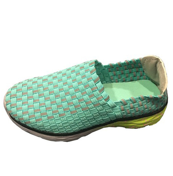 Brand New Kids Woven Slip on Shoes