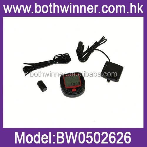 Easy to install digital wall stopwatch