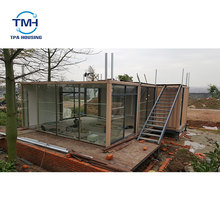 Factory Direct Price Prefabricated Folding Container House