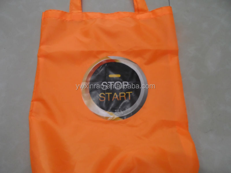 2014 summer star stop foldable bag