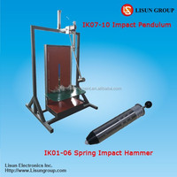 IK01-06 Standard labrotatory iec60335 ik05 spring hammer test machine for led