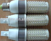 LED corn bulb G24 /Epistar high lumen led lighting/5mm LED PLC LED new lamp